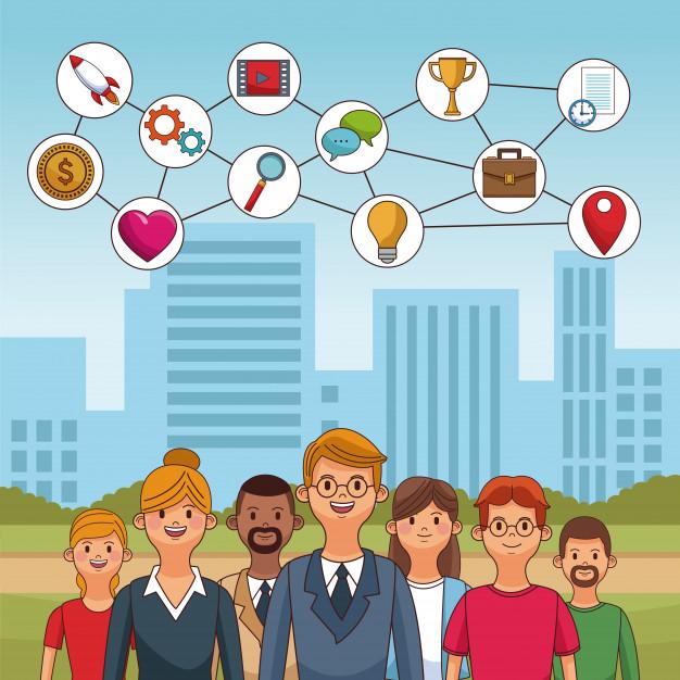 persone-e-simboli-di-social-network-in-citta_18591-25251(1)